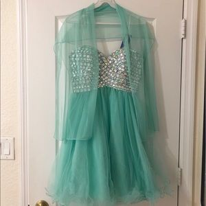 Other - Narianna Homecoming/15's Short Dress